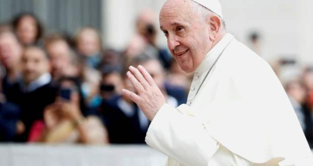 Ferenc pápa önmérsékletre szólított fel a növekvő nemzetközi feszültségben