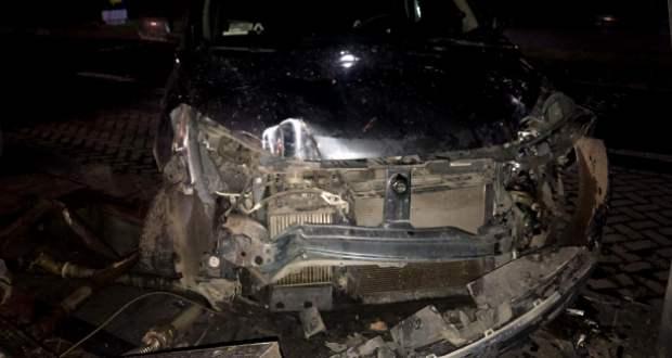 Közúti baleset Beregszászban