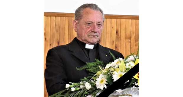 Elhunyt Bendász Dániel görögkatolikus nyugalmazott esperes