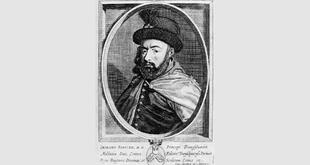 George Rákóczi II – the warrior