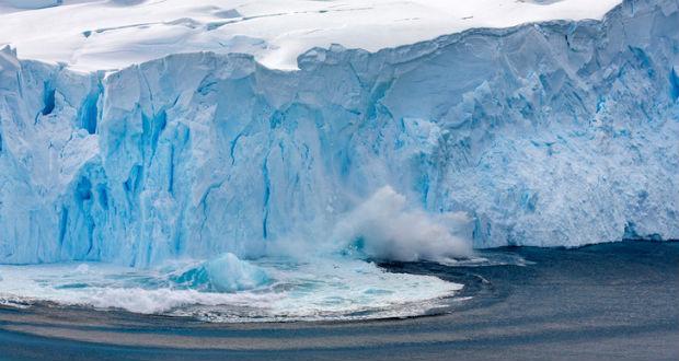 Rohamosan olvad a világ legnagyobb gleccsere