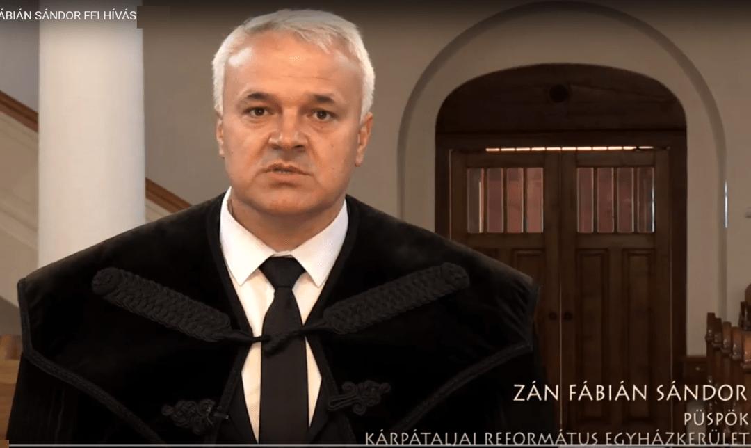 Hitoktatási reform – A Kárpátaljai Református Egyház Zsinati Tanácsának határozata