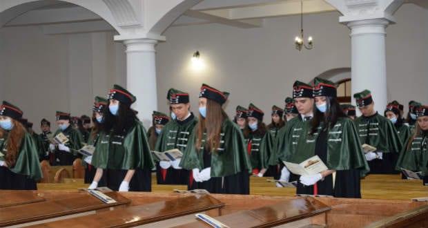 Вручення дипломів та закриття навчального року в Закарпатському угорському інституті ім. Ференца Ракоці ІІ