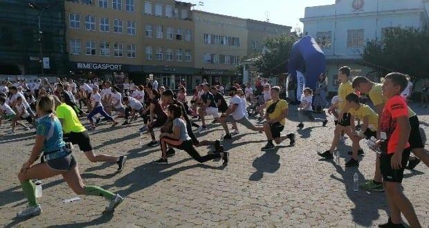 Jótékonysági maratont tartottak Ungváron
