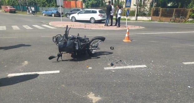 Cserbenhagyásos baleset történt a Nagyszőlősi járásban