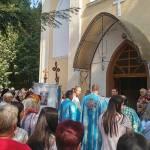 Görögkatolikus templombúcsú volt Csepében