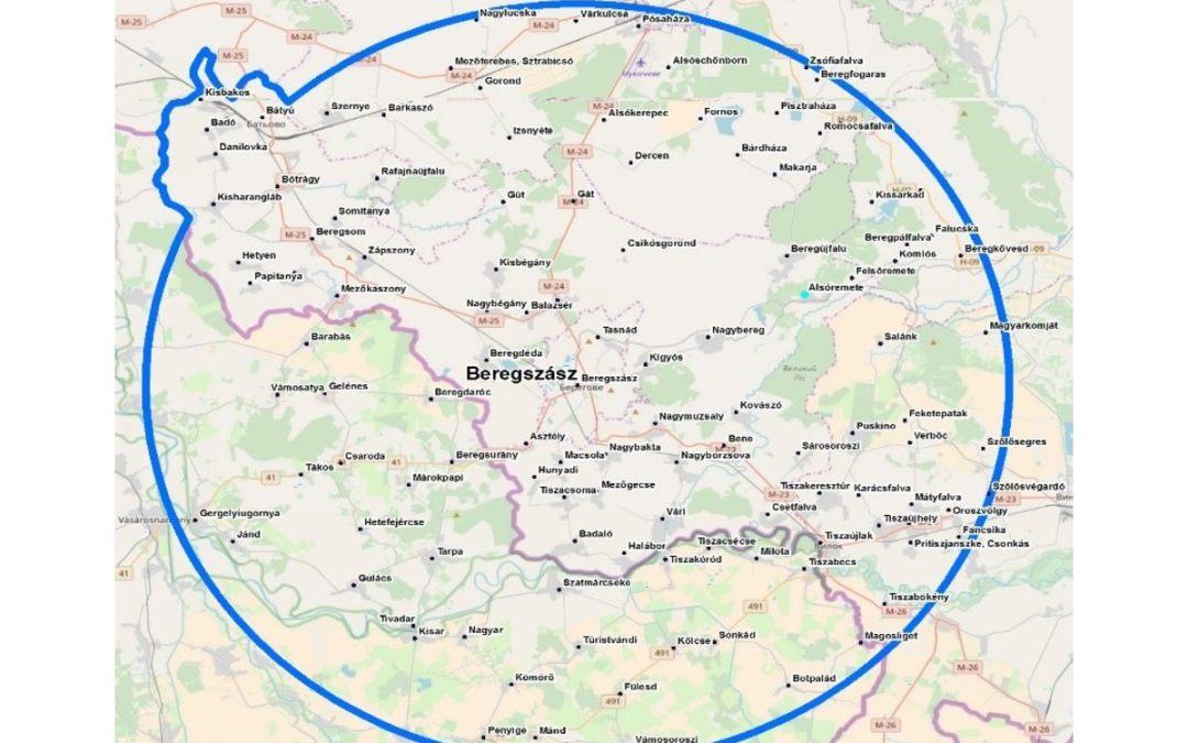 Плани КМКС щодо розвитку Берегова та його району