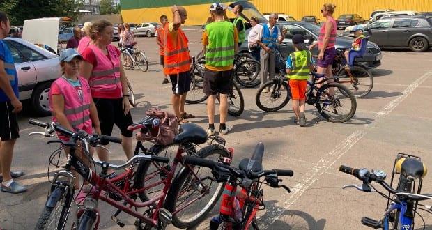Biciklis családi nap a sislóci római katolikus plébánián