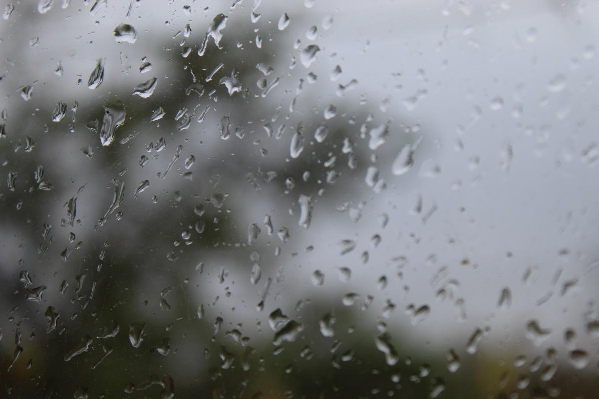 eső időjárás