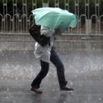 Heves esőzésekre számíthatunk a hétvégén megyénkben