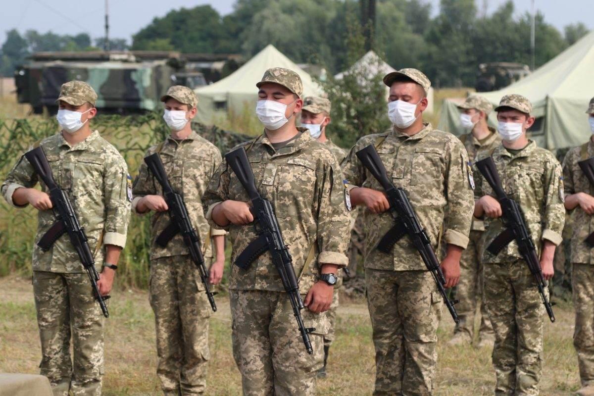 hadgyakorlat Ukrajna