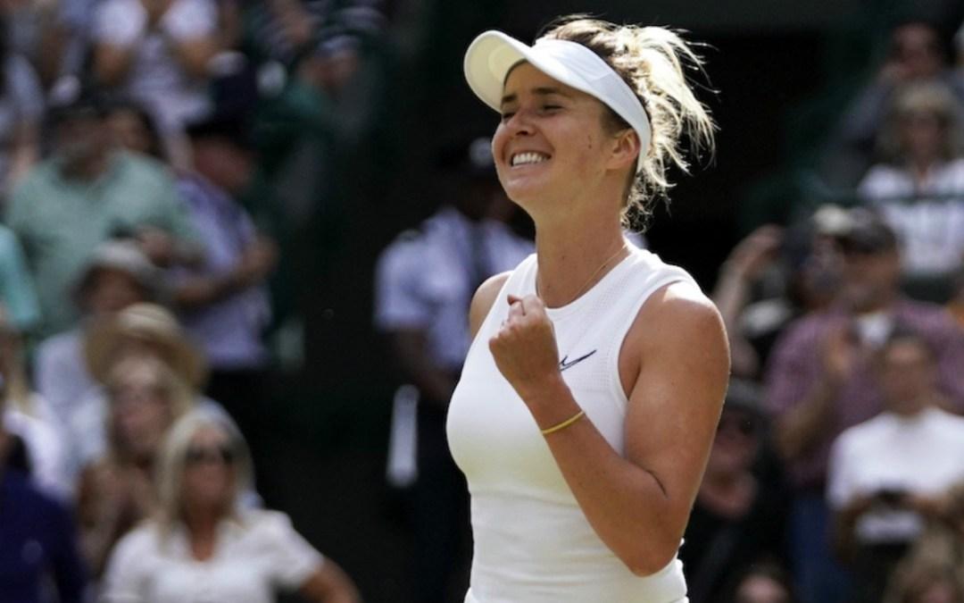 Az ukrán Jelina Szvitolina továbbra is ötödik a női teniszezők világranglistáján
