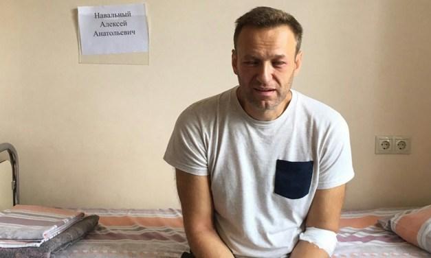 Éhségsztrájkba kezdett a börtönben Navalnij, az elítélt orosz ellenzéki politikus