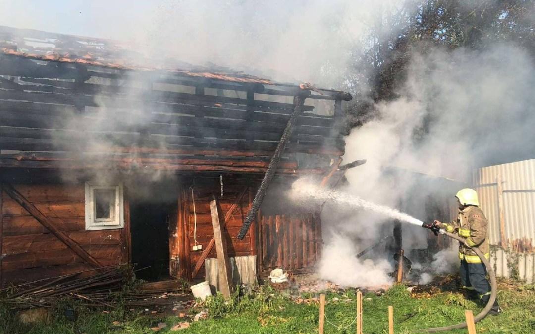Tűzeset az Ökörmezői járásban