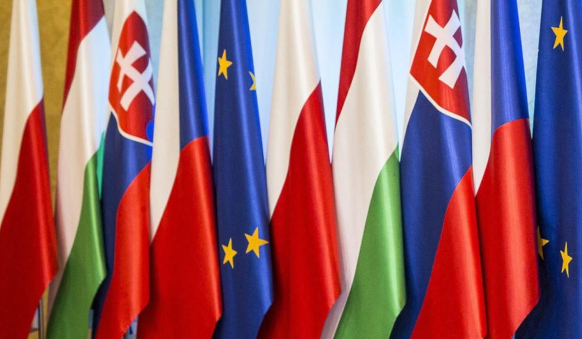 v4 zászlók