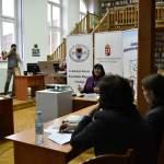 Tudományos vitadélután a Rákóczi-főiskolán
