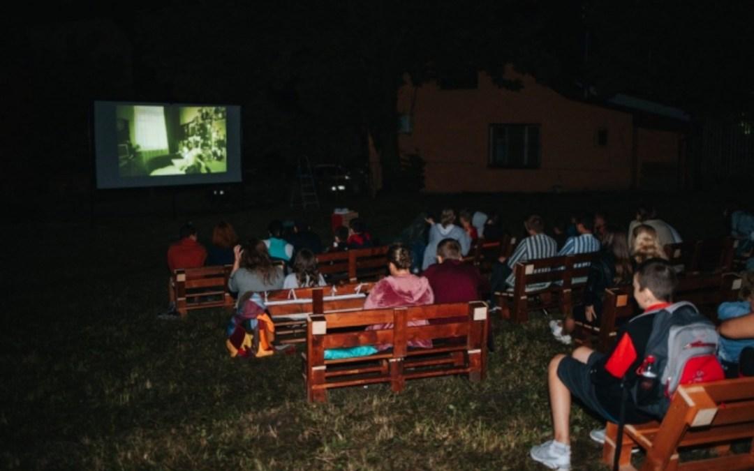 Kárpátalja ma: mozi a kastélyban