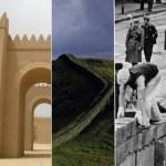 Hét híres fal a történelemből