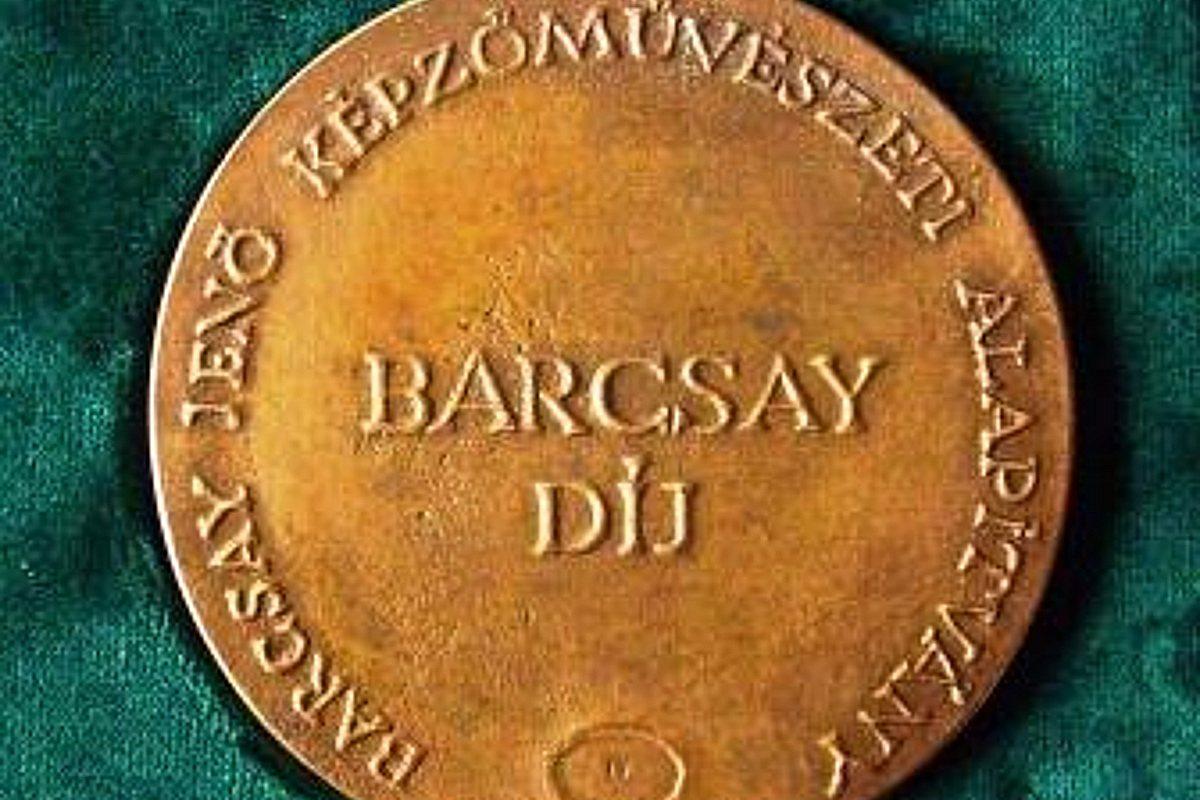 Barcsay díj