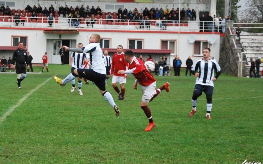 A Beregvidéki FC hat, a Nagybégányi FC huszonhat gólt vágott ellenfelének