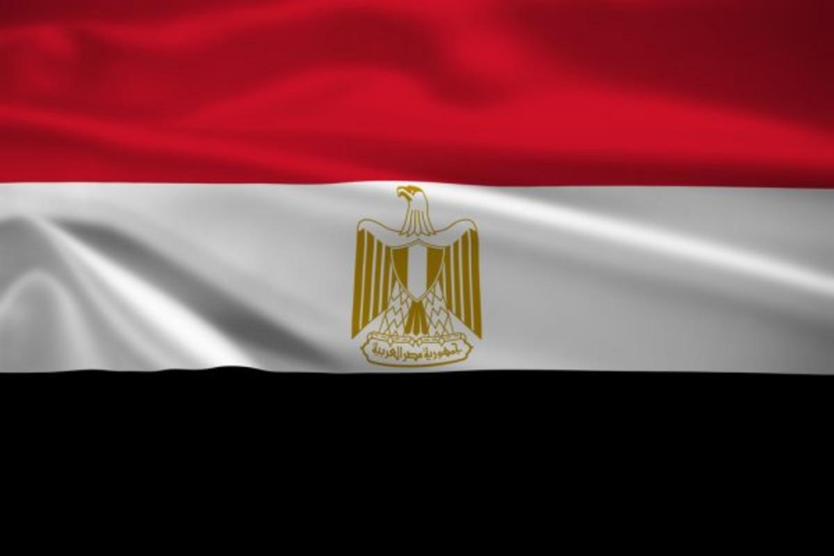 Egyiptom zászló