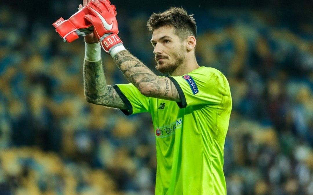 Újabb koronavírusos játékos a Dinamo Kijevnél