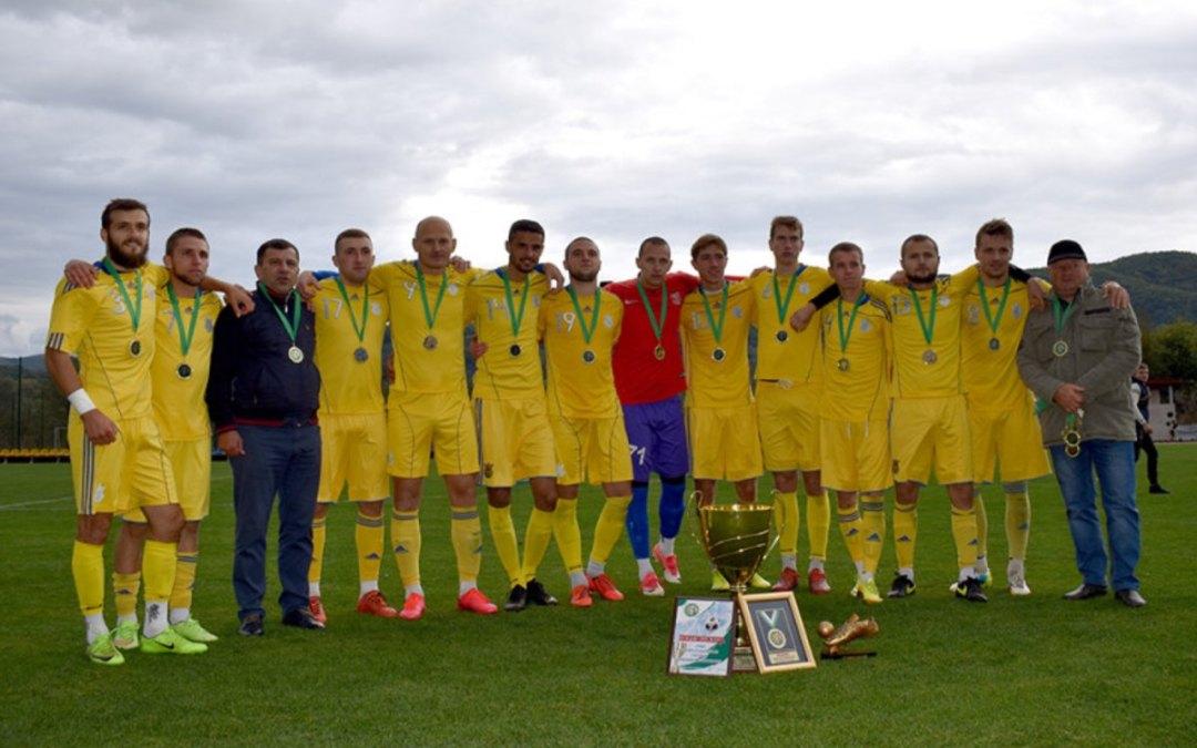 A Polenai FC nyerte a Megyei Kupát