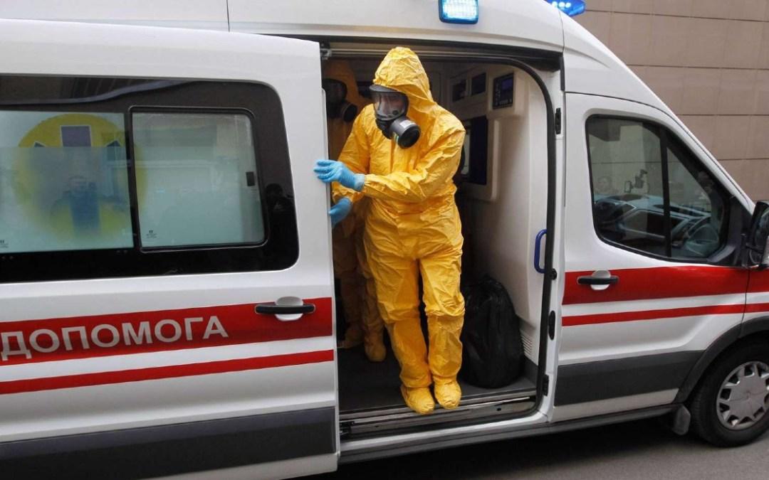 Több mint nyolcezerrel nőtt a koronvaírusos  betegek száma Ukrajnában
