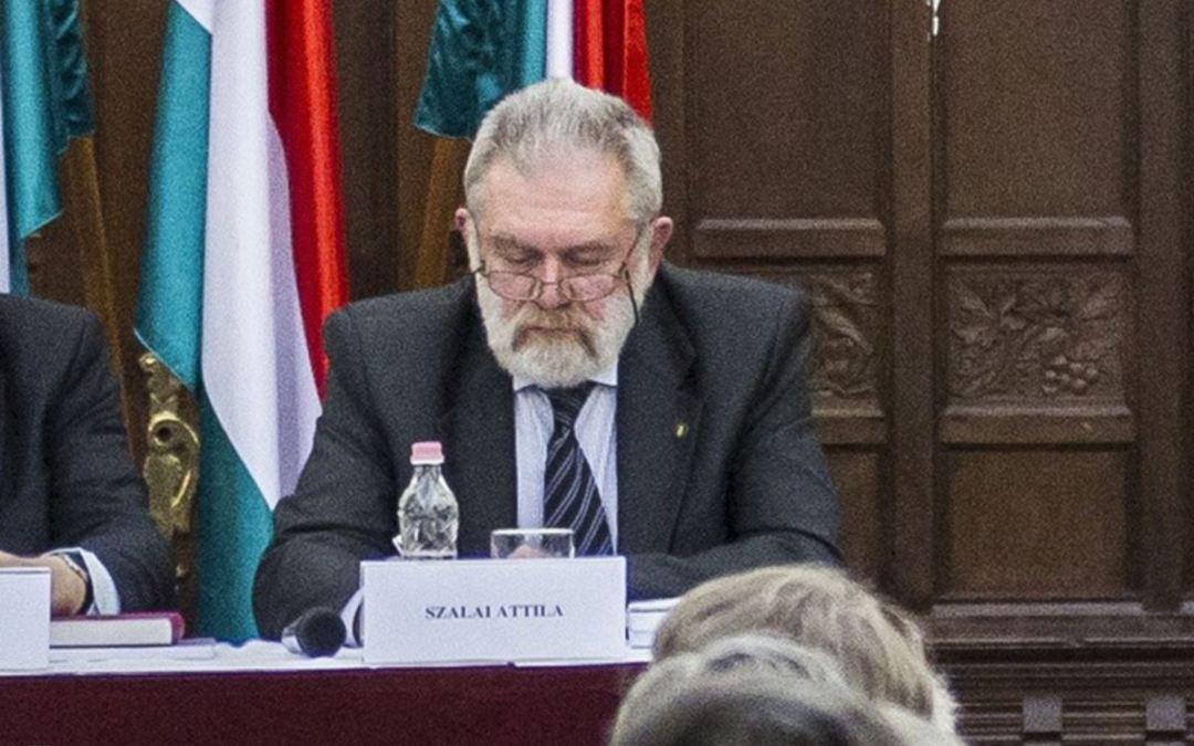 Elhunyt Szalai Attila