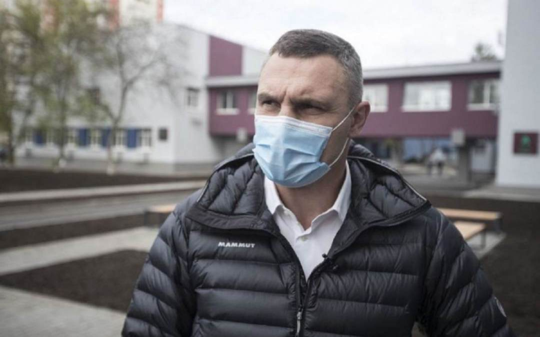 Vitalij Klicsko is koronavírusos