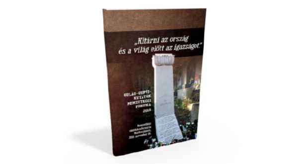 """Könyvajánló: """"Kitárni az ország és a világ előtt az igazságot"""""""