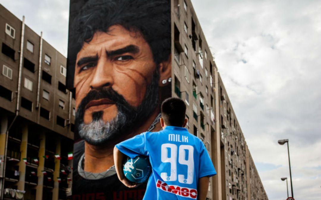 Diego Maradona, mindörökké legenda