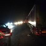 Ittas sofőr okozott balesetet Ungvárnál