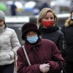 Az ukránok döntő többsége visel maszkot