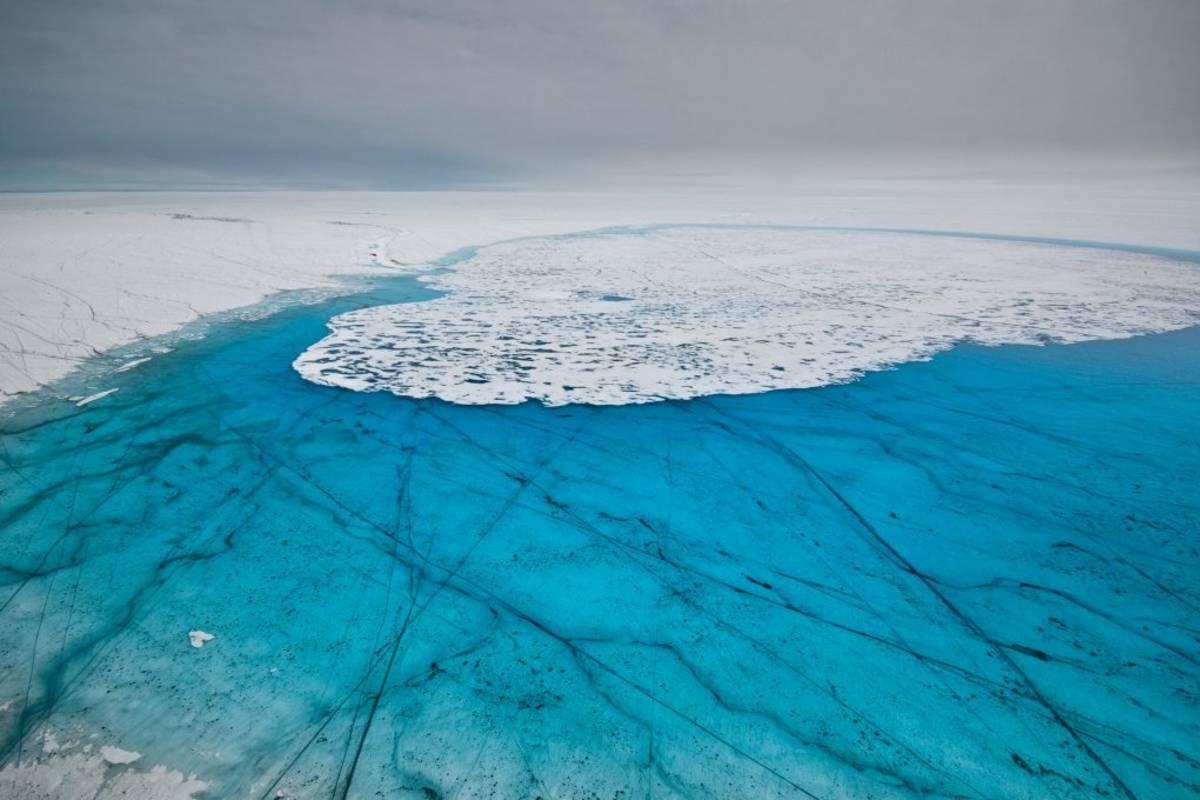 Grönland tó