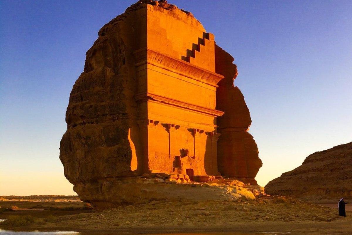 Hegra Szaúd-Arábia