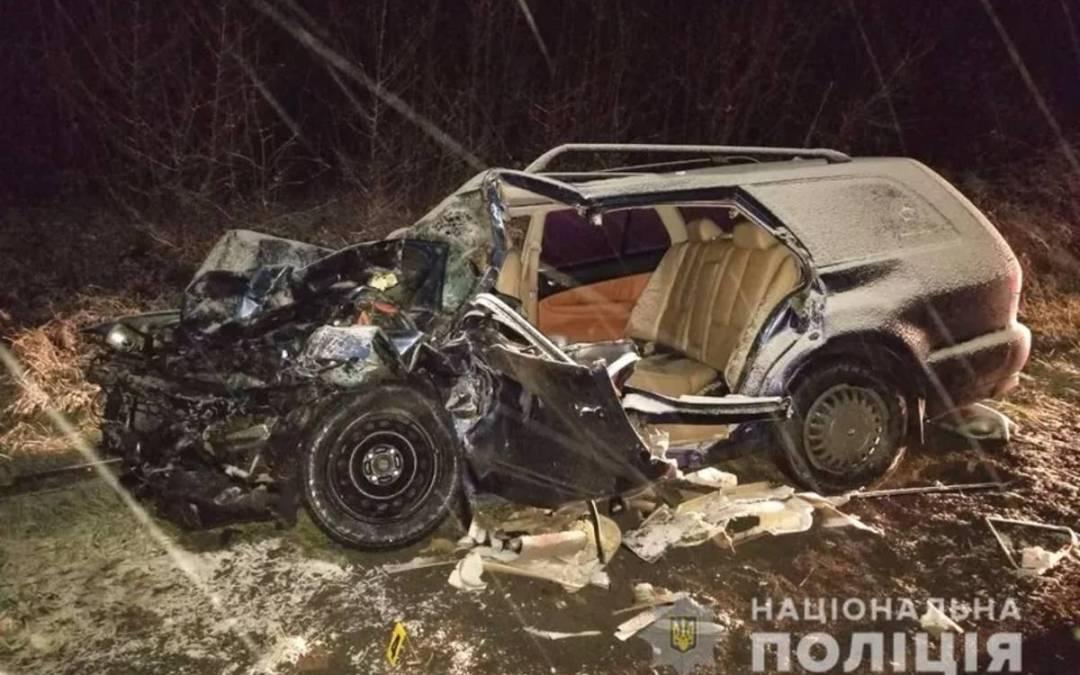 Baleset a Kijev-Csap autópályán: kárpátaljaiak is megsérültek