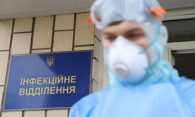 Koronavírus Ukrajnában: több mint kétezer új fertőzött