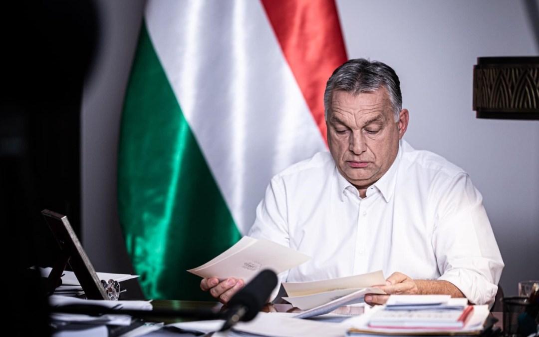 Orbán Viktor  levélben köszöntötte a világ magyarságát