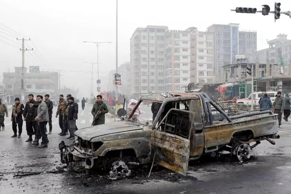 Kabuli merénylet