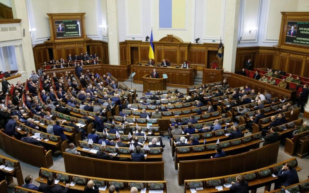Az ukrán parlament újra napirendre tűzi az oligarchaellenes törvényt