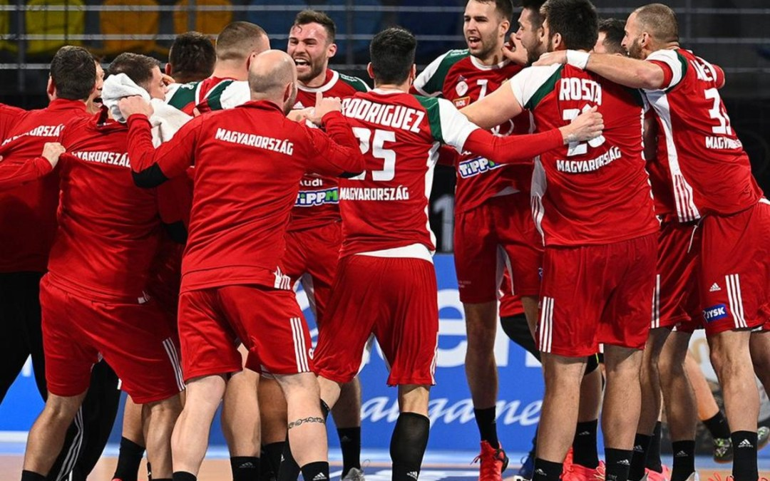 Győzött a németek ellen és csoportelső a magyar válogatott