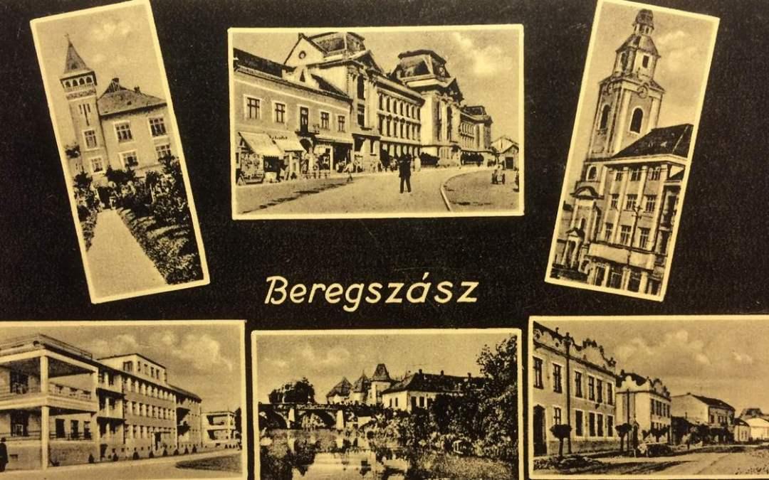 Kárpátalja anno: Beregszászi képeslapok