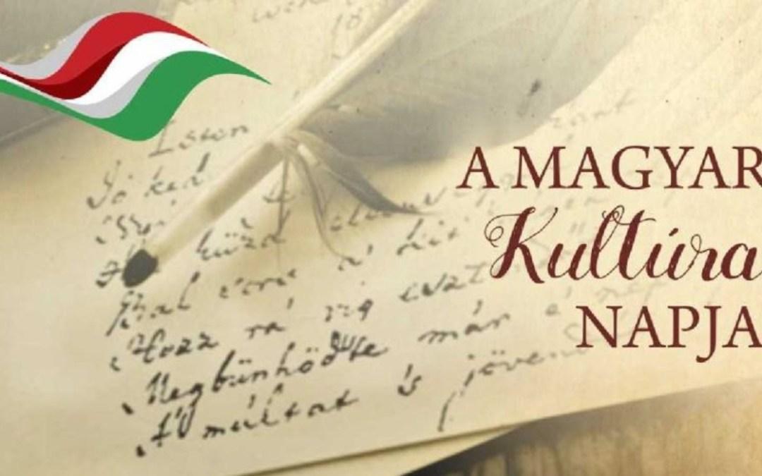 A magyar kultúra napja – Online könnyűzenei megemlékezéssel jelentkezik a Hangfoglaló program