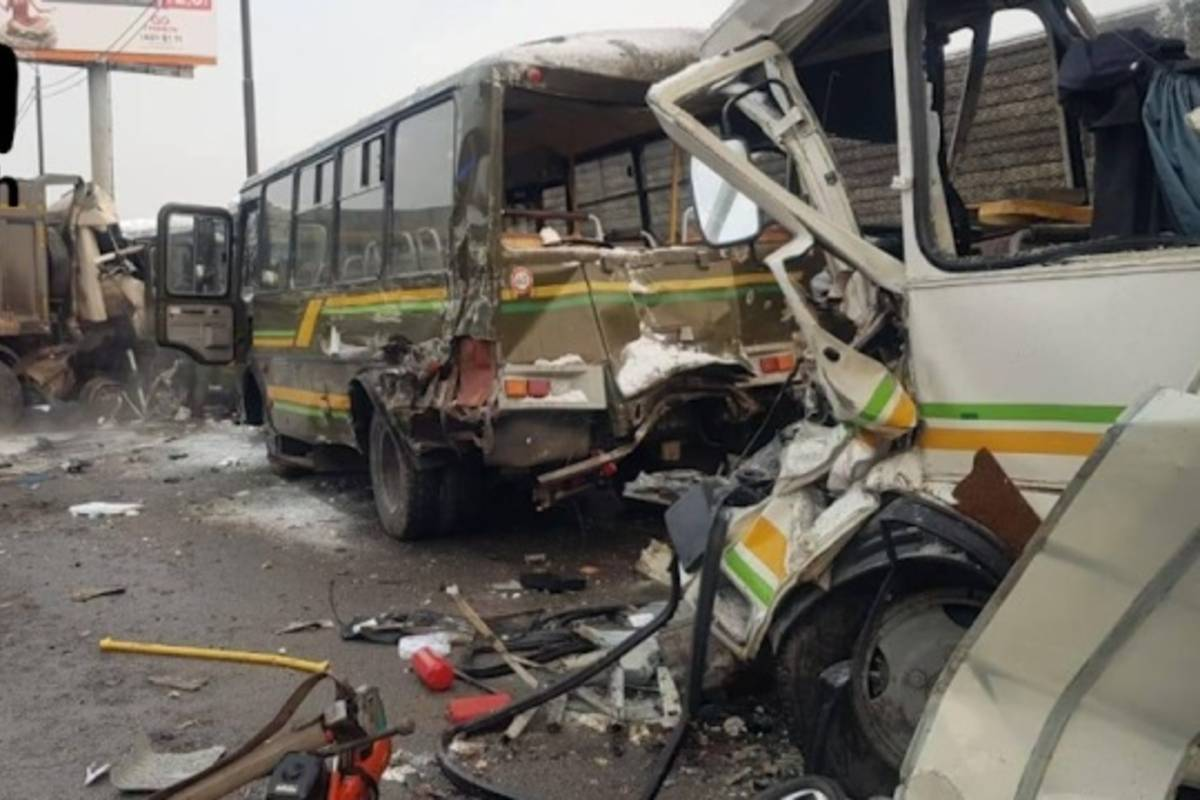 katonai konvoj baleset