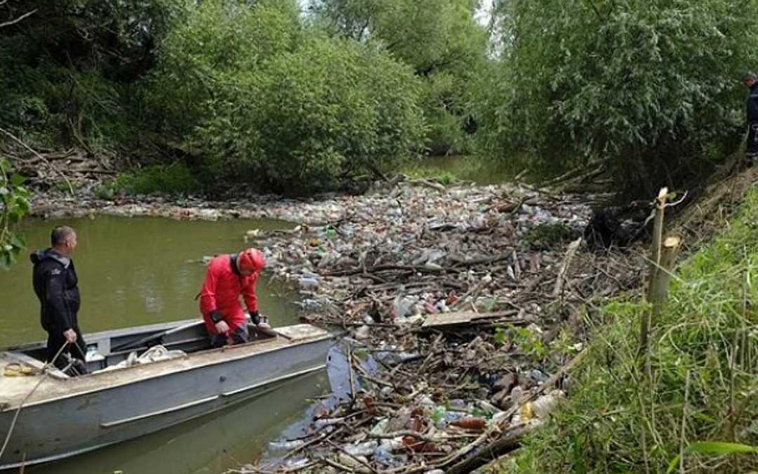 187 ezer hrivnyáért tisztították meg a Borzsát Kovászónál