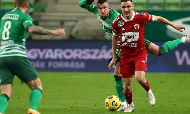 A Vidi után a Fradit is megtréfálta a Kisvárda FC