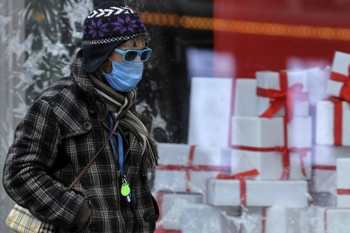 koronavírus Ukrajna