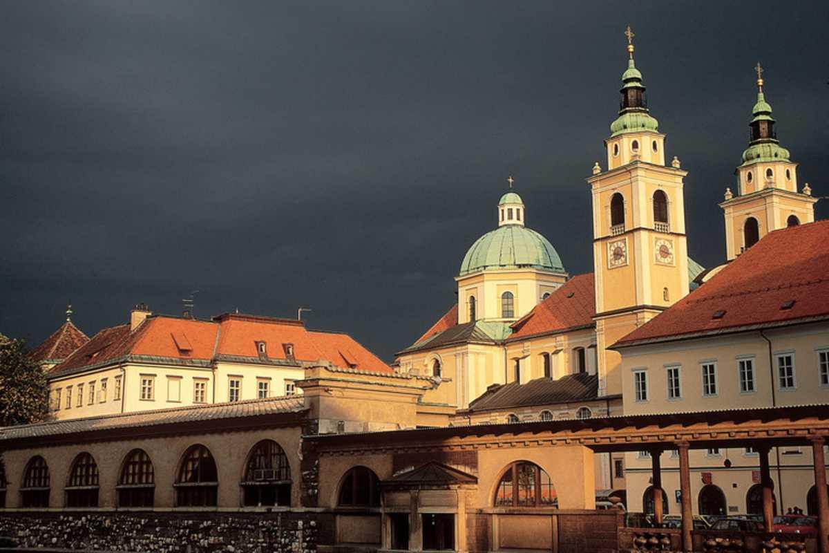 Ljubljanai katedrális