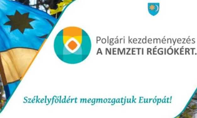 SZNT: a hetedik tagállamban is összegyűlt a szükséges számú aláírás a nemzeti régiók védelmében